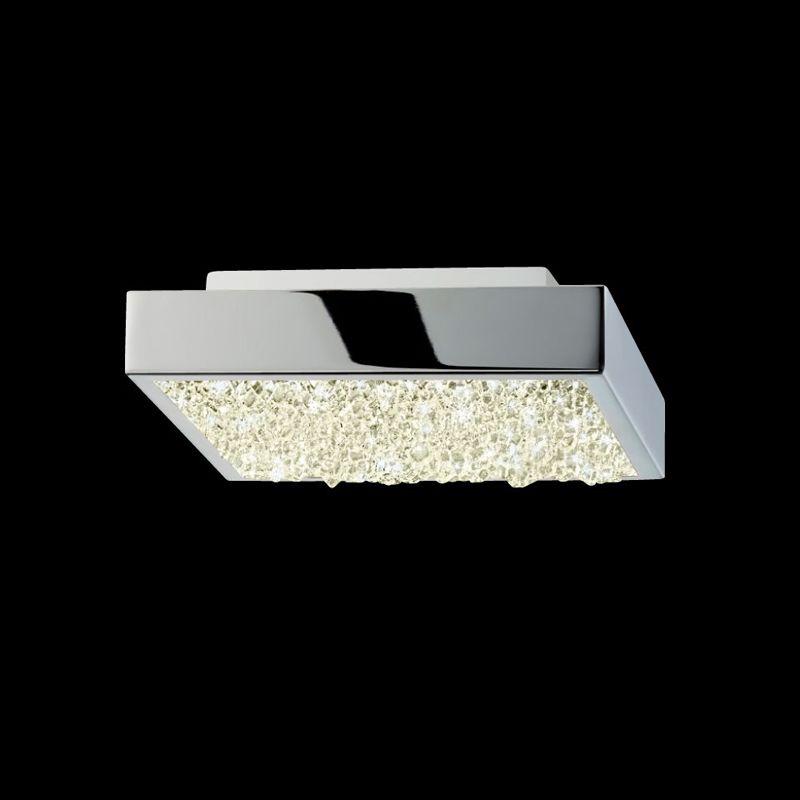 Sonneman 2568 Dazzle 1 Light LED Flush Mount Ceiling Fixture Polished Sale $390.00 ITEM#: 2655329 MODEL# :2568.01 UPC#: 872681061874 :