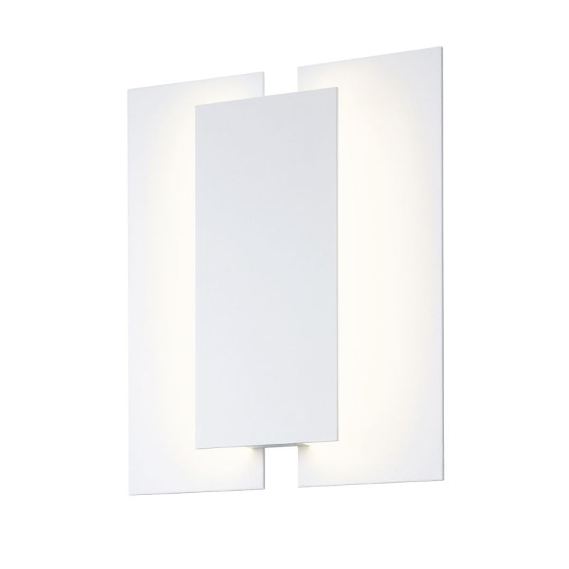 """Sonneman 2722 Batten LED 11"""" Tall ADA Compliant Wall Sconce with"""