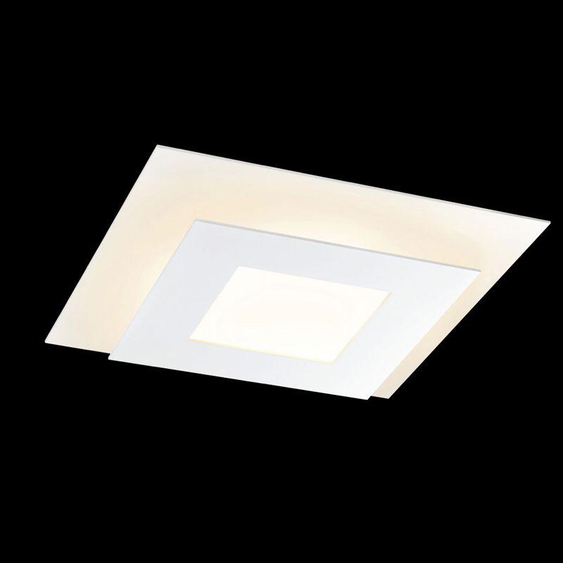 Sonneman 2727 Offset 1 Light LED Flush Mount Ceiling Fixture Textured Sale $450.00 ITEM#: 2655332 MODEL# :2727.98 UPC#: 872681062048 :