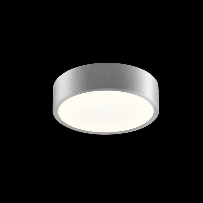 Sonneman 2745 Pi 1 Light LED Flush Mount Ceiling Fixture Bright Satin Sale $350.00 ITEM#: 2655339 MODEL# :2745.16 UPC#: 872681062222 :