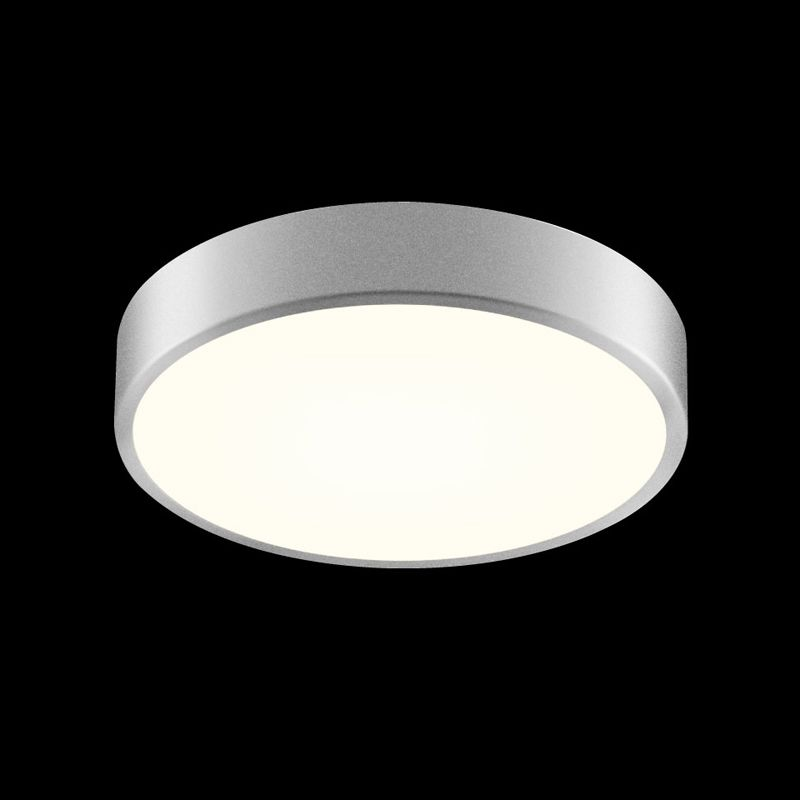 Sonneman 2746 Pi 1 Light LED Flush Mount Ceiling Fixture Bright Satin Sale $500.00 ITEM#: 2655333 MODEL# :2746.16 UPC#: 872681062253 :