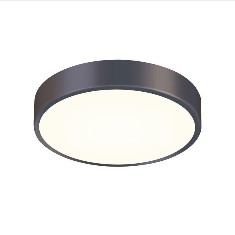 Sonneman 2746 Pi 1 Light LED Flush Mount Ceiling Fixture Black Bronze Sale $500.00 ITEM#: 2655334 MODEL# :2746.32 UPC#: 872681062260 :