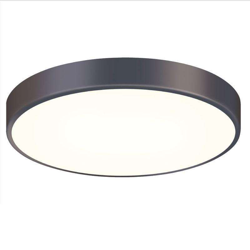 Sonneman 2747 Pi 1 Light LED Flush Mount Ceiling Fixture Black Bronze Sale $650.00 ITEM#: 2655337 MODEL# :2747.32 UPC#: 872681062291 :
