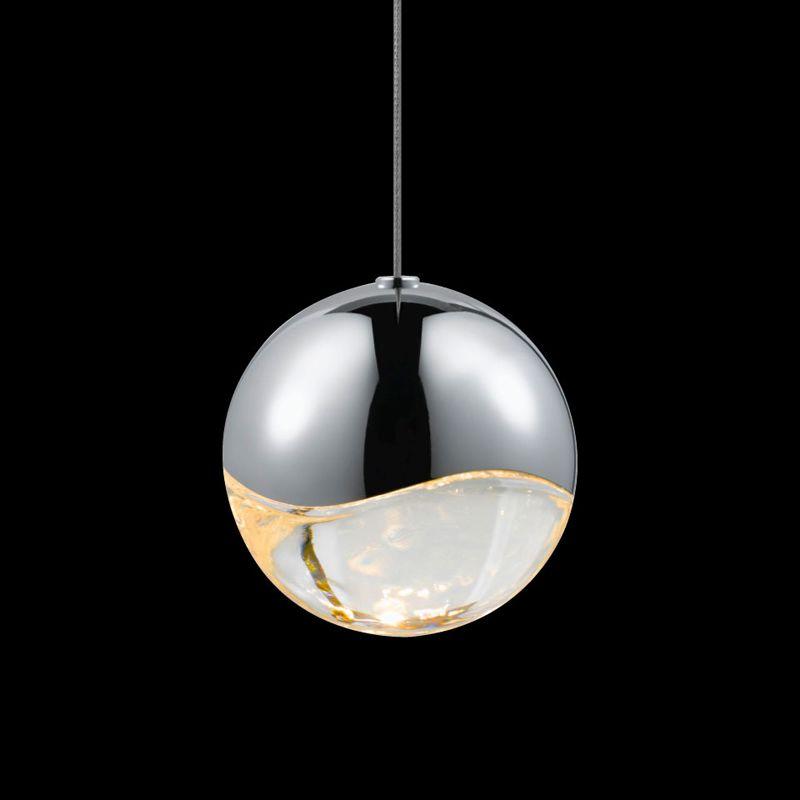 Sonneman 2911-LRG Grapes 1 Light LED Pendant Polished Chrome Indoor Sale $340.00 ITEM#: 2655369 MODEL# :2911.01-LRG UPC#: 872681062673 :