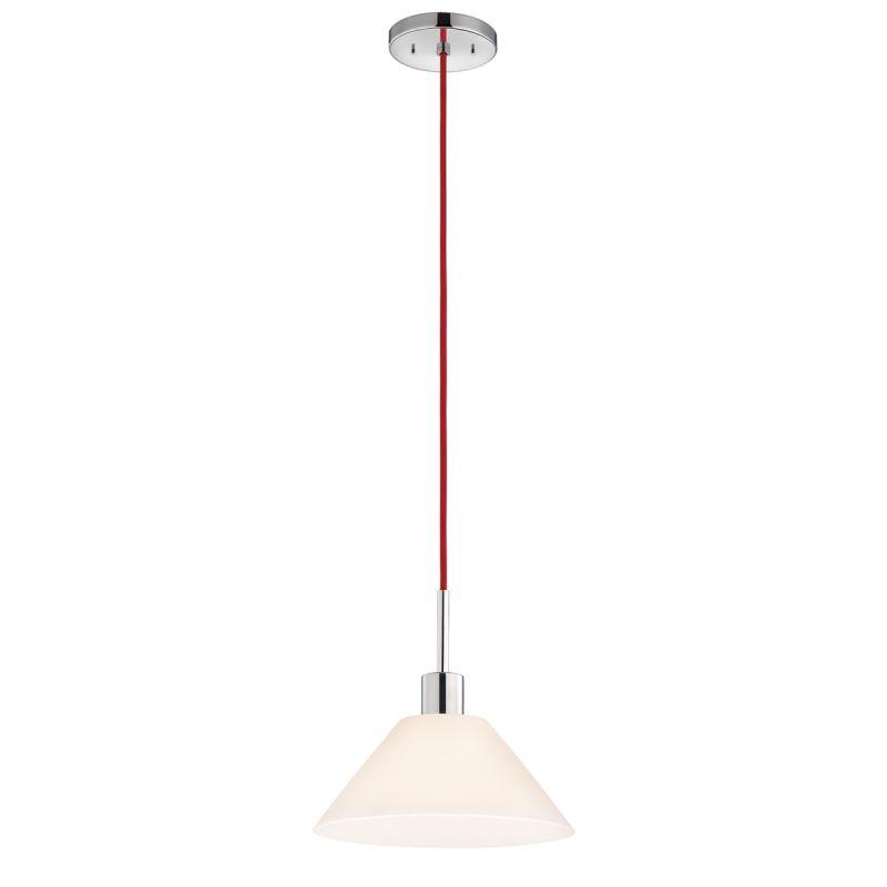 Sonneman 3563 Glass Pendants 1 Light Pendant with White Shade Polished Sale $250.00 ITEM#: 2276663 MODEL# :3563.01R UPC#: 872681049834 :
