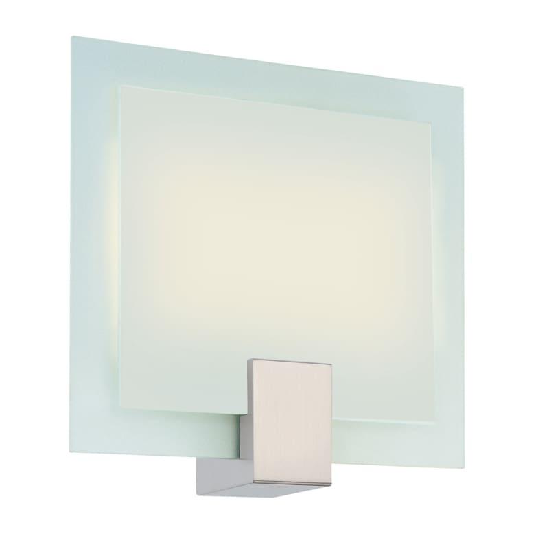 Sonneman 3682F Dakota 2 Light ADA Compliant Wall Sconce with Etched Sale $420.00 ITEM#: 1721582 MODEL# :3682.13F UPC#: 872681023285 :