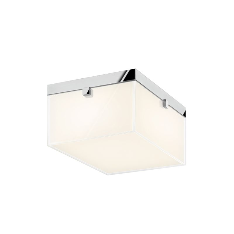 Sonneman 3867LED Parallel LED Flushmount Ceiling Fixture with Mitered