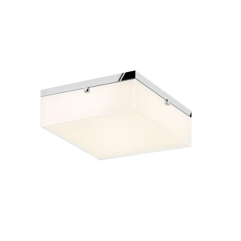 Sonneman 3869LED Parallel LED Flushmount Ceiling Fixture with Mitered Sale $1100.00 ITEM#: 2406071 MODEL# :3869.01LED UPC#: 872681057679 :