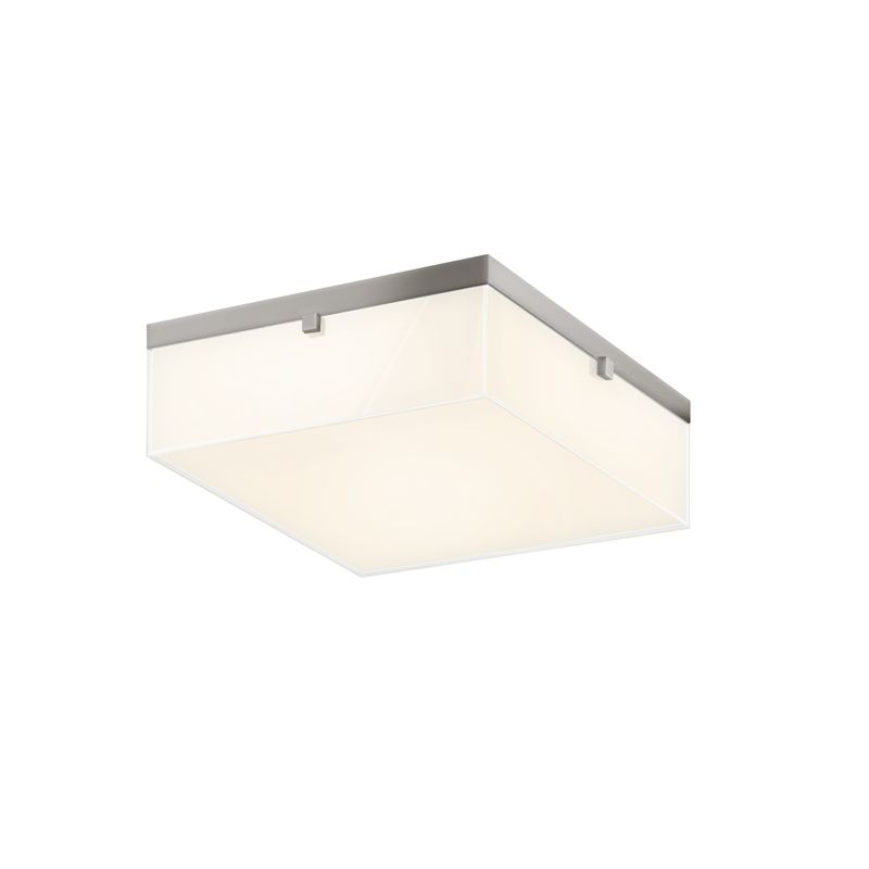 Sonneman 3869LED Parallel LED Flushmount Ceiling Fixture with Mitered