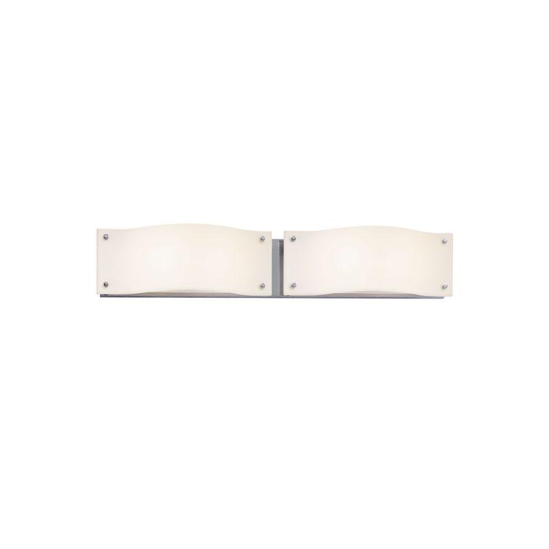 Sonneman 3912LED Oceana 2 Light ADA Compliant LED Bathroom Vanity Sale $590.00 ITEM#: 2406302 MODEL# :3912.01LED UPC#: 872681055842 :