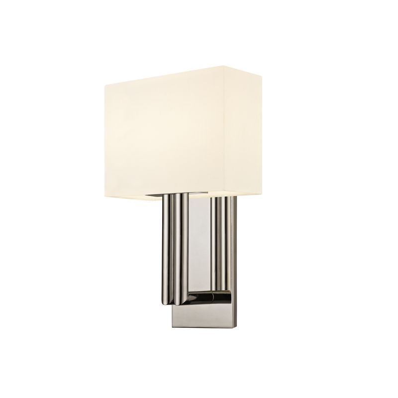 Sonneman 4610 Madison 2 Light Wall Sconce with Cream Linen Shade Sale $300.00 ITEM#: 2406206 MODEL# :4610.35 UPC#: 872681055897 :