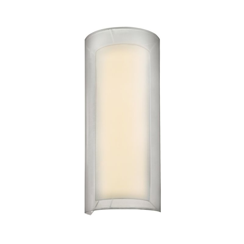 Sonneman 6017F Puri 2 Light ADA Compliant Wall Sconce with Organza Sale $400.00 ITEM#: 2546530 MODEL# :6017.13F UPC#: 872681022356 :