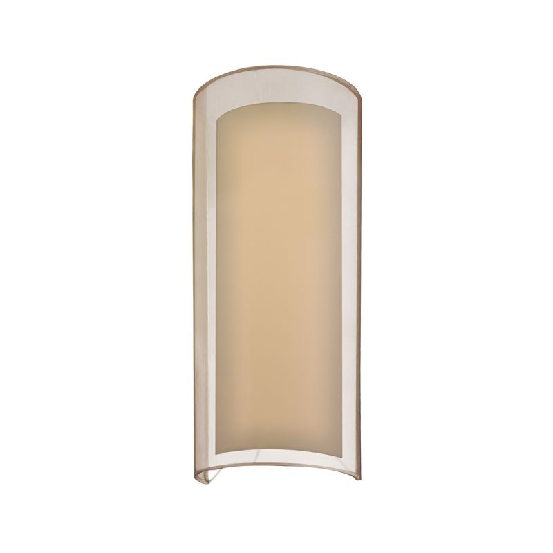 Sonneman 6017F Puri 2 Light ADA Compliant Wall Sconce with Organza Sale $400.00 ITEM#: 2546531 MODEL# :6017.51F UPC#: 872681022370 :