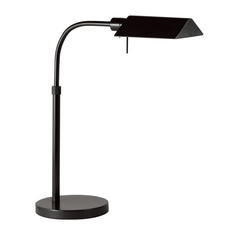 Sonneman 7004 Tenda 1 Light Swing Arm Desk Lamp Satin Black Lamps