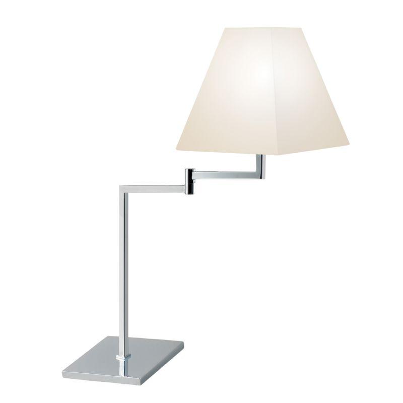 """Sonneman 7075 Single Light 17.5"""" Extension Down Lighting Square Swing"""