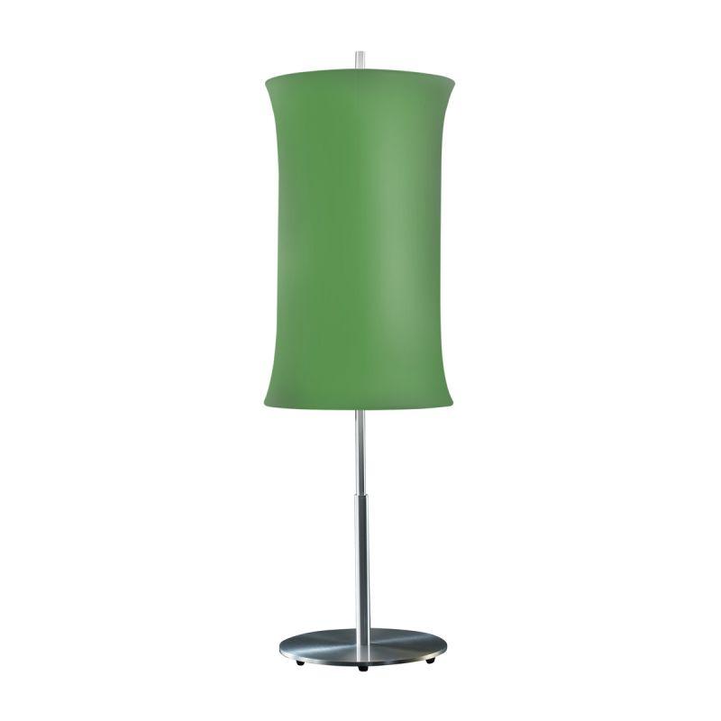 """Sonneman 3131.10 Lightweights 2 Light 33"""" Height Table Lamp Green"""