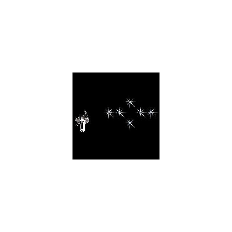Swarovski StarLED Deluxe SLD901 StarLED Deluxe 3400K LED Recessed Trim Sale $1615.00 ITEM#: 2957380 MODEL# :A9945NR100038 :