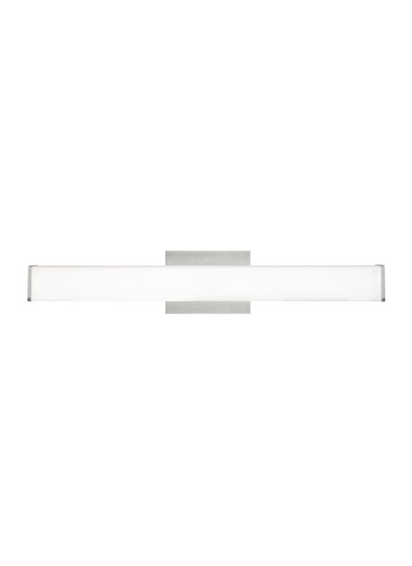 Tech Lighting 700BCLYNNW Lynn 5 Light Halogen Bath Fixture with Linear