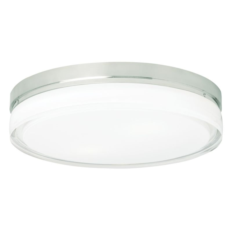 "Tech Lighting 700CQL-CF Cirque Fluorescent 2 Light 11"" Flush Mount"