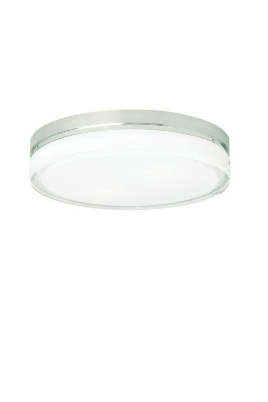 """Tech Lighting 700CQL-LED277 Cirque 277v LED 11"""" Flush Mount Ceiling"""