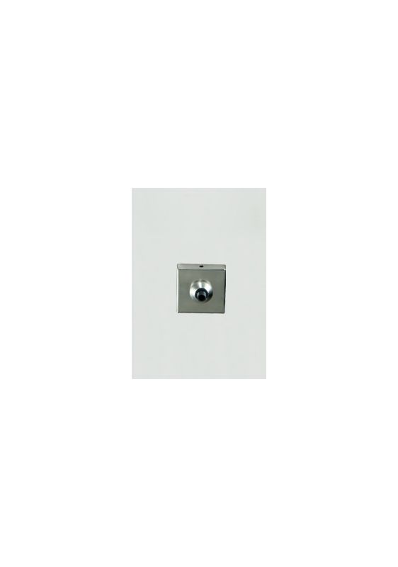 "Tech Lighting 700FJ2SQ67277 FreeJack 2"" 277V In / 12V Out Square Flush"