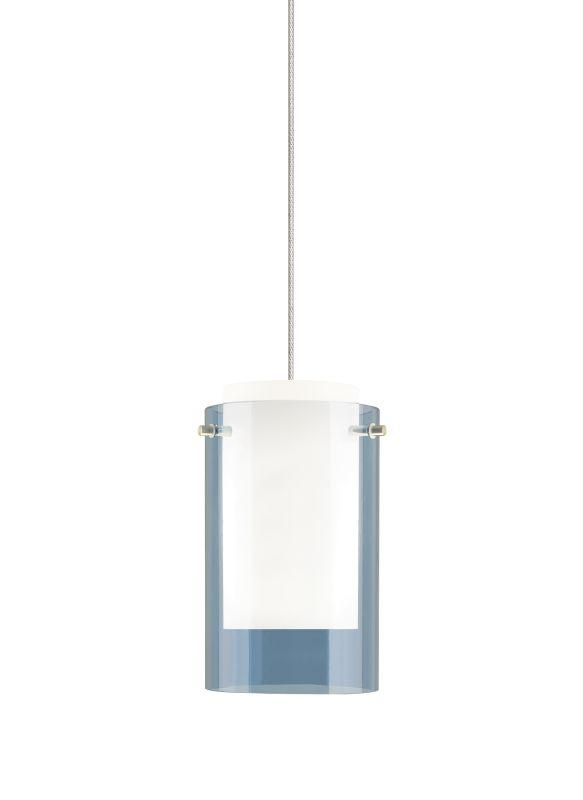 Tech Lighting 700FJECPU FreeJack Mini Echo Steel Blue Glass Sale $300.80 ITEM#: 2221989 MODEL# :700FJECPUS UPC#: 884655020657 :