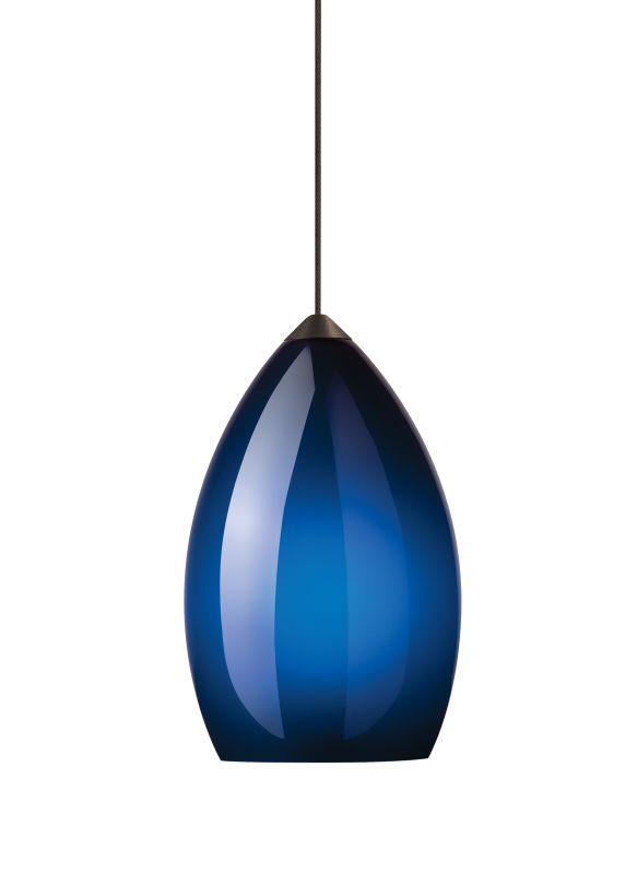 Tech Lighting 700FJFIRFB FreeJack Firefrost Cobalt Murano Glass Sale $280.80 ITEM#: 827591 MODEL# :700FJFIRFBC UPC#: 756460566050 :