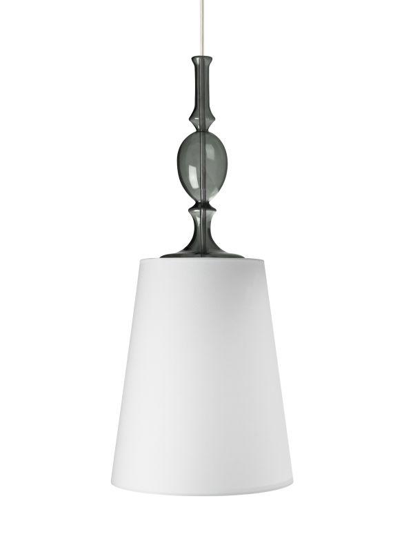 Tech Lighting 700FJKIEWK FreeJack Kiev White Fabric Shade Pendant with Sale $300.80 ITEM#: 2222047 MODEL# :700FJKIEWKS UPC#: 884655025201 :