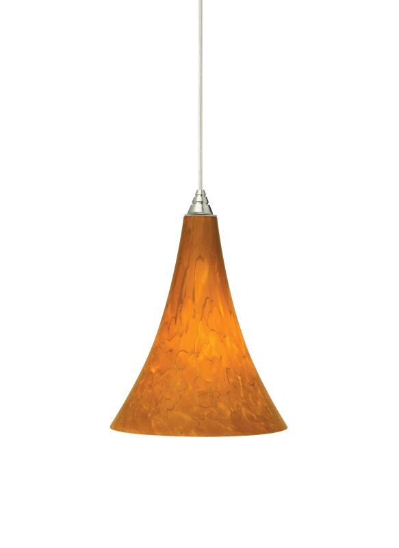 Tech Lighting 700FJMLPA FreeJack Melrose Tahoe Pine Amber Layered