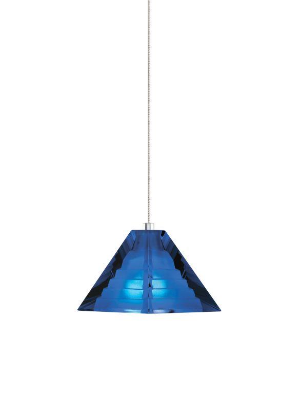 Tech Lighting 700FJPYRP FreeJack Cobalt Classic Pyramid Shaped Glass Sale $168.80 ITEM#: 828312 MODEL# :700FJPYRPZ UPC#: 756460952020 :