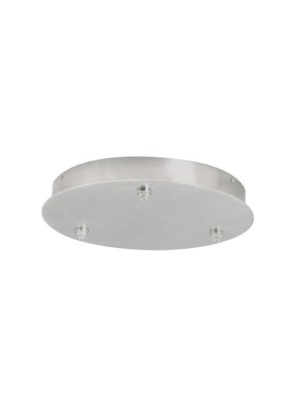 Tech Lighting 700FJR3-LED FreeJack Round 3 Port LED Canopy - 120v In / Sale $214.40 ITEM#: 2363857 MODEL# :700FJR3B-LED UPC#: 884655044097 :
