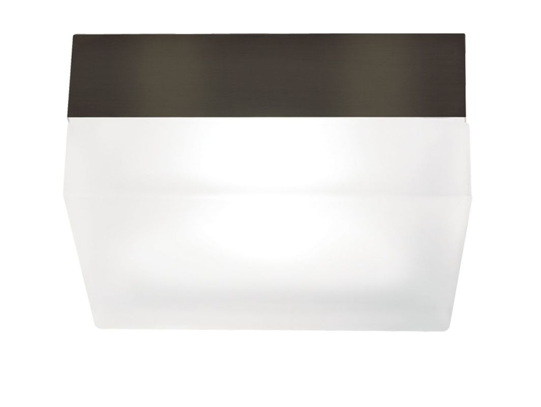 Tech Lighting 700FM90S 90 Small Square Glass Flush Mount Ceiling Sale $82.40 ITEM#: 1800605 MODEL# :700FM90SZ UPC#: 884655148672 :