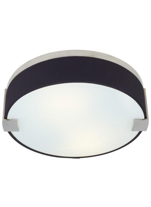 Tech Lighting 700FMBXTFB Baxter 2 Light Round Flush Mount Black Fabric Sale $350.40 ITEM#: 2303093 MODEL# :700FMBXTFBS UPC#: 884655235198 :