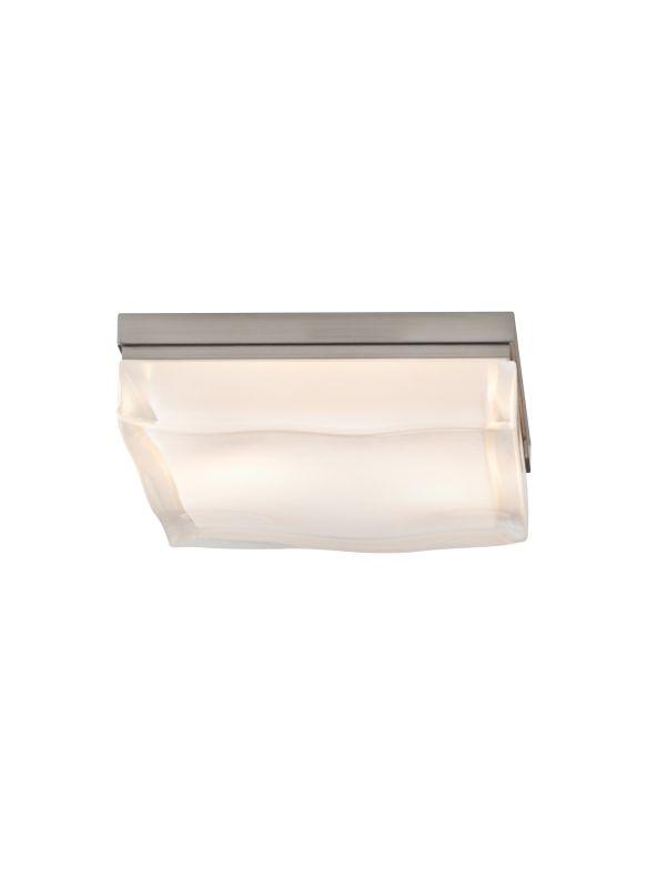 Tech Lighting 700FMFLDSS Fluid Small 1 Light Halogen Square Sale $144.80 ITEM#: 2303140 MODEL# :700FMFLDSSZ UPC#: 884655238472 :