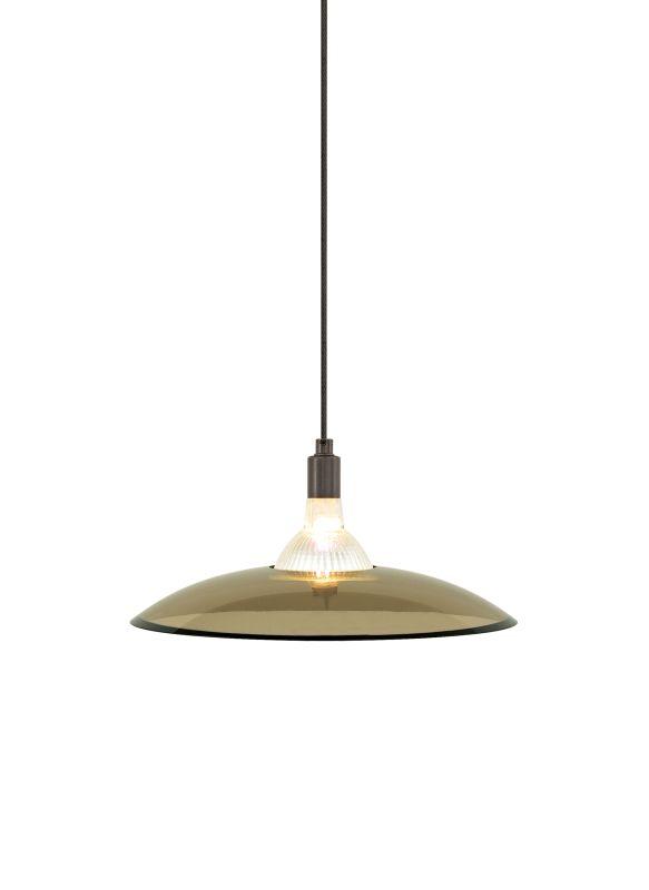 Tech Lighting 700KLDIZN Kable Lite Diz Havana Brown Slumped Glass Sale $169.60 ITEM#: 2261352 MODEL# :700KLDIZNC UPC#: 756460495893 :