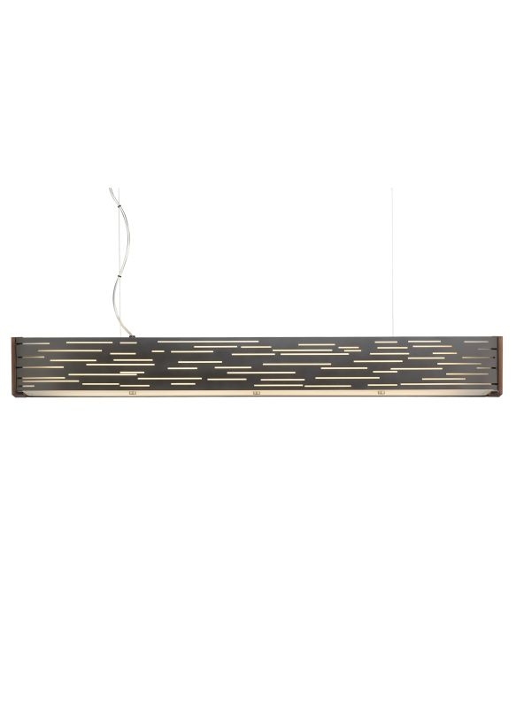 Tech Lighting 700LSRVLZ-CF Revel Linear Suspension 2 Light Fluorescent Sale $1372.00 ITEM#: 2303222 MODEL# :700LSRVLZM-CF UPC#: 884655238960 :