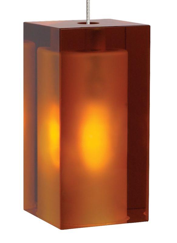Tech Lighting 700MO2SLDA-LED Solitude 1 Light Two-Circuit MonoRail LED
