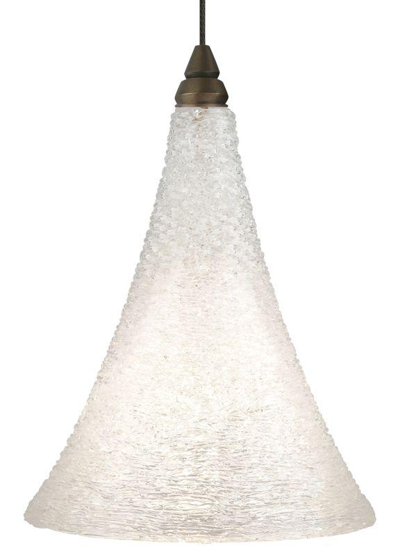 Tech Lighting 700MO2SUGW-LED Sugar 1 Light Two-Circuit MonoRail LED