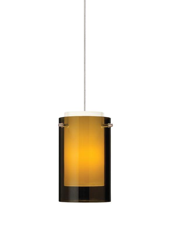 Tech Lighting 700MOECPB MonoRail Mini Echo Havana Brown Glass Sale $317.60 ITEM#: 828381 MODEL# :700MOECPBS UPC#: 756460828608 :