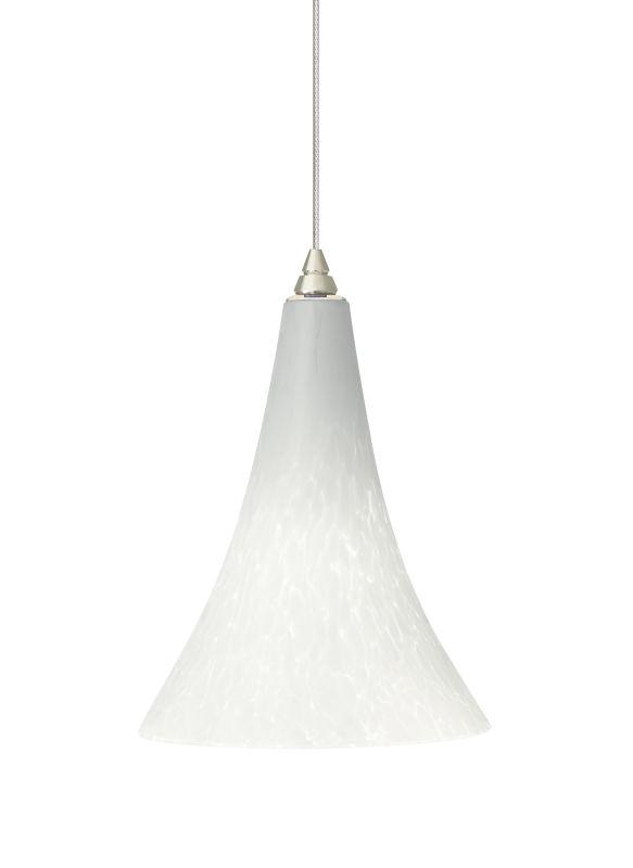 Tech Lighting 700MOMLPW MonoRail Melrose White Frit Layered Glass