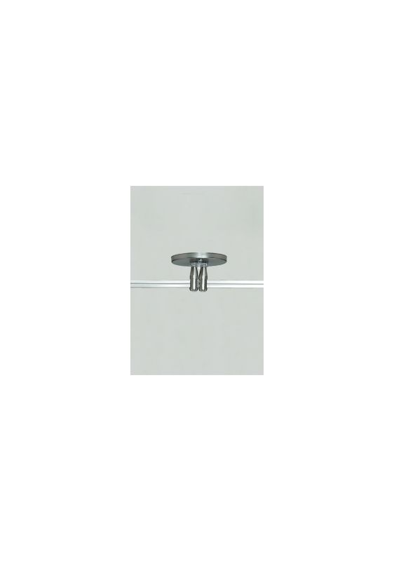 """Tech Lighting 700MOP4C402 MonoRail 4"""" Round Dual Power Feed Canopy"""