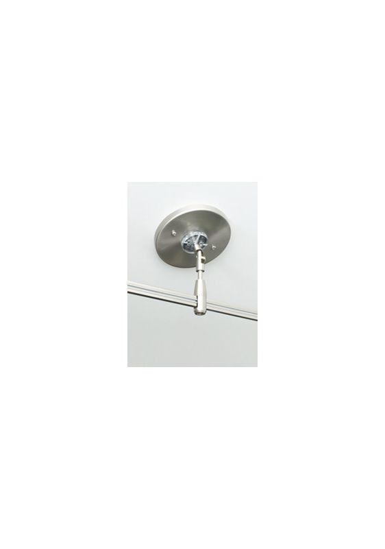 Tech Lighting 700MOPVLT MonoRail Power Vault Adapter Satin Nickel