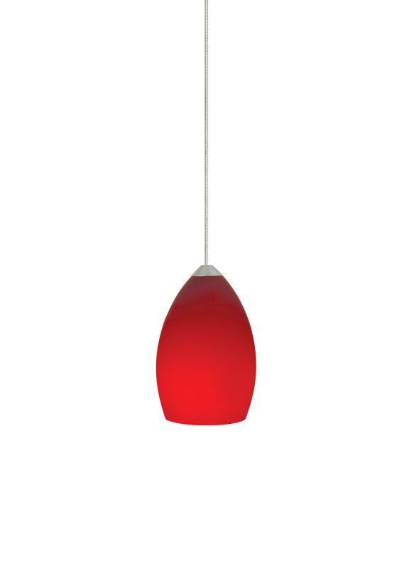 Tech Lighting 700MORDR MonoRail Red Raindrop Shaped Glass Pendant -12v Sale $173.60 ITEM#: 2262043 MODEL# :700MORDRZ UPC#: 756460945213 :