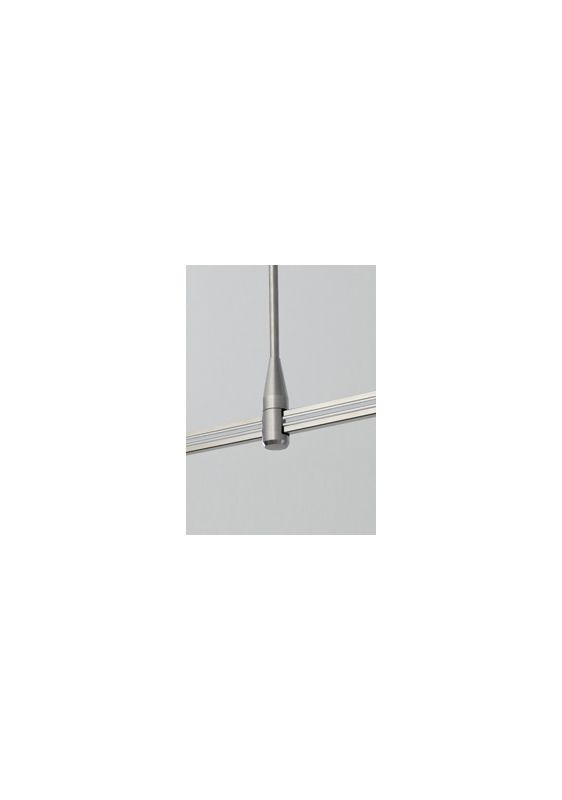 "Tech Lighting 700MOS02 MonoRail 2"" Rigid Standoff Chrome Indoor"