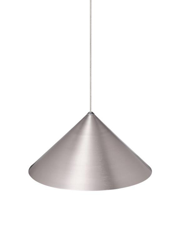 """Tech Lighting 700MOSKY12SN MonoRail Sky 12"""" Satin Nickel Lightweight"""