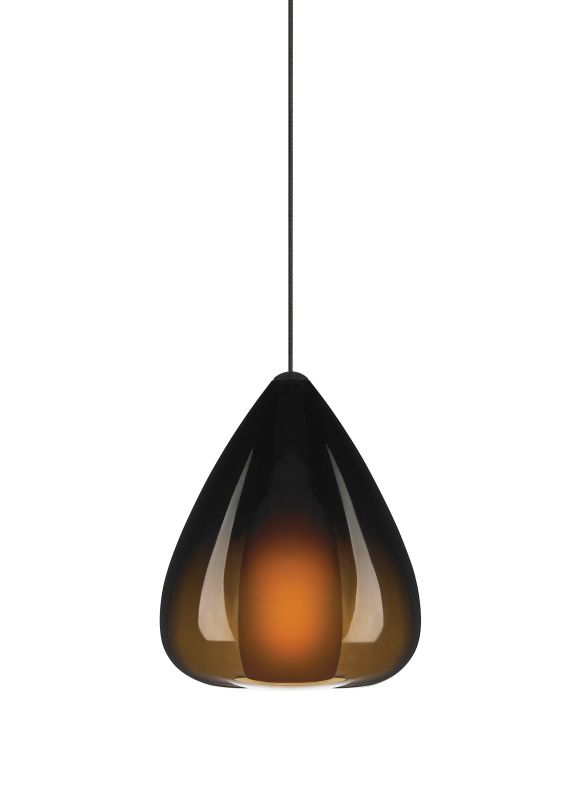 Tech Lighting 700MOSOLN MonoRail Soleil Teardrop Shaped Transparent