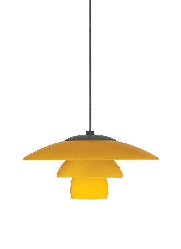 Tech Lighting 700MOSYDA MonoRail Sydney Three Concentric Amber Glass Sale $260.00 ITEM#: 829233 MODEL# :700MOSYDAC UPC#: 756460022150 :