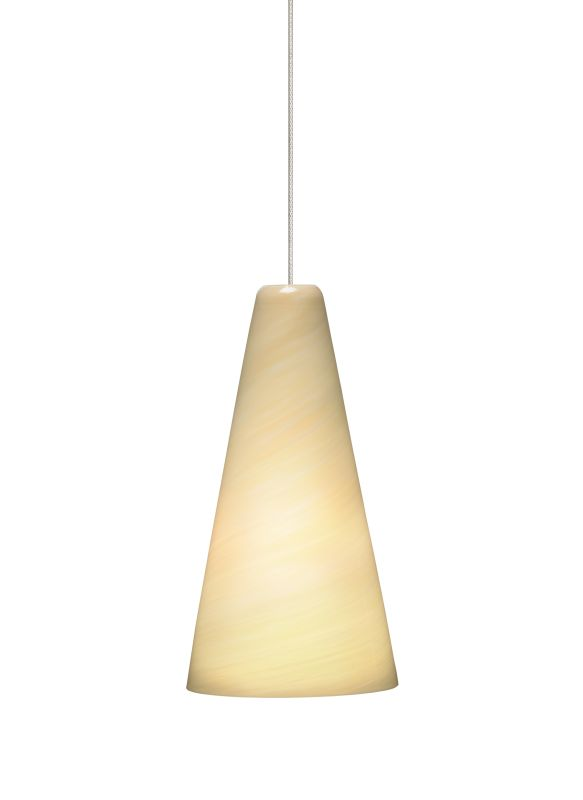 Tech Lighting 700MOTAZC MonoRail Mini Taza Cream Twisted Blown Glass Sale $284.80 ITEM#: 827351 MODEL# :700MOTAZCC UPC#: 756460390723 :