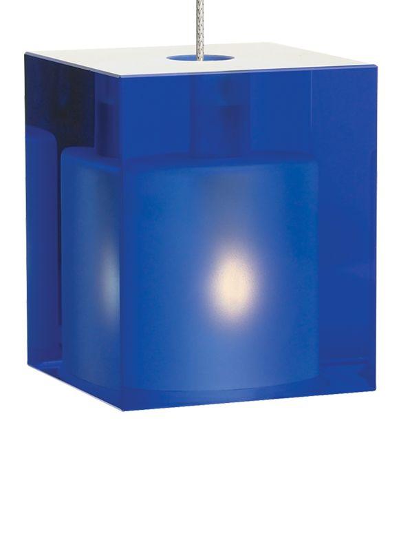 Tech Lighting 700MPCUBC Cube 1 Light Monopoint Halogen 12v Mini