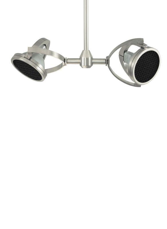 Tech Lighting 700MPELT18 Elton 2 Light Monopoint Halogen Dual Track Sale $325.60 ITEM#: 2365151 MODEL# :700MPELT18C UPC#: 884655260664 :